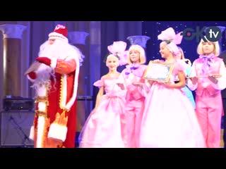 В Колпинском районе состоялся новогодний концерт Ключ к успеху